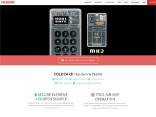 Coldcard