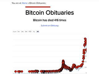 Bitcoin Obituaries