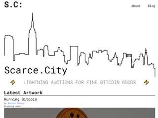 Scarce.City