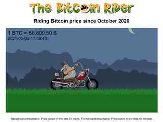 The Bitcoin Rider