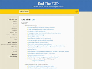 End The FUD