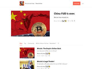 Bitcoin Archive