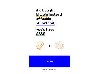Bitcoin Or Shit