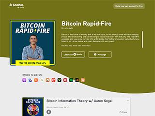 Bitcoin Rapid Fire