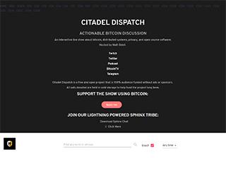 Citadel Dispatch