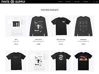 Finite Supply