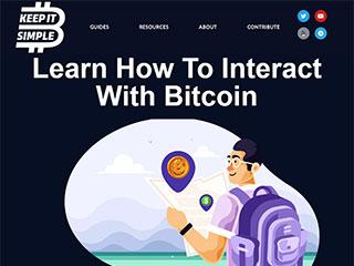 Keep It Simple Bitcoin