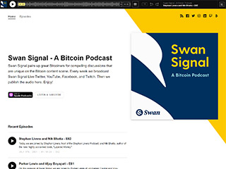 Swan Signal