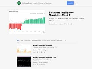 Blockware Intelligence