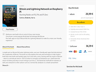 Bitcoin and Lightning Network on Raspberry Pi