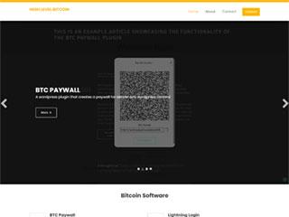 High Level Bitcoin