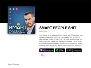 Smart People Shit