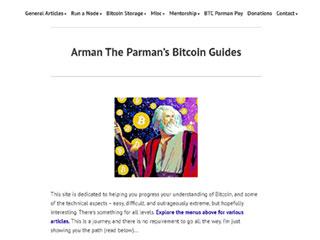 Arman The Parman's Bitcoin Guides